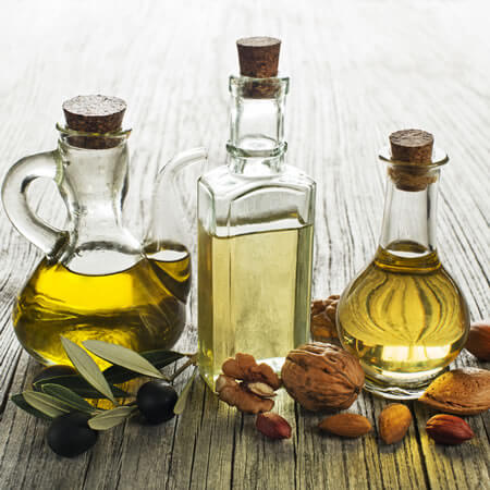 Natural Oils & Amino Acids