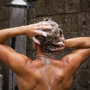 How Often to Shampoo Thinning Hair